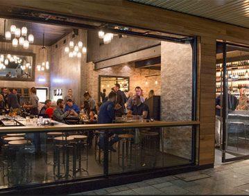 Pinocchios restaurant fitout gosford