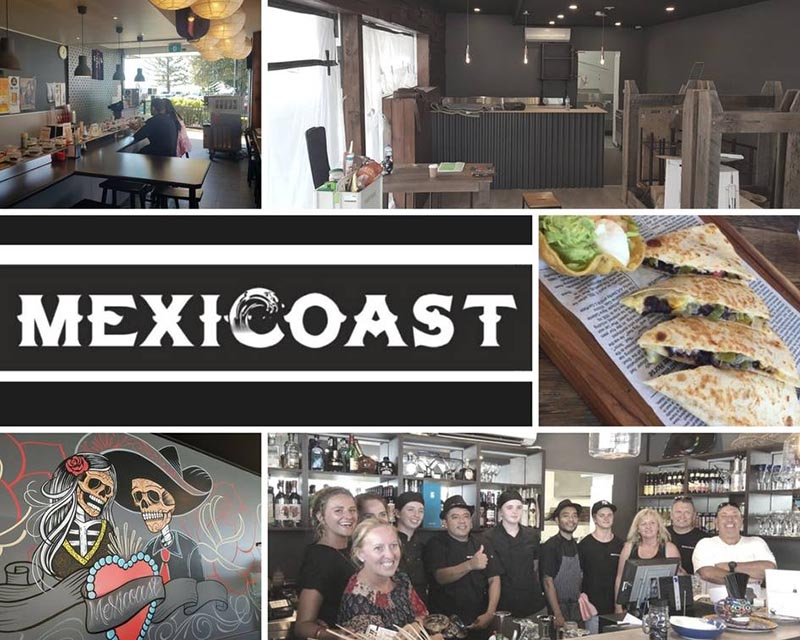 mexicoast cantina terrigal Restaurant fitout