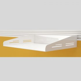 HIPATR-L-Connect-30-Cubit-50-Hook-in-Paper-Tray-Landscape-White-Accessories