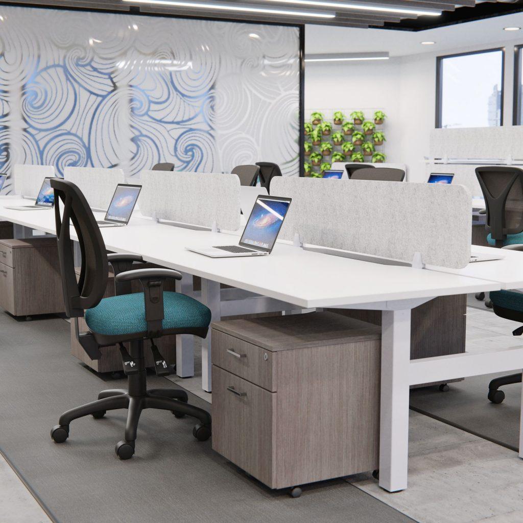 Vectra Office Desking