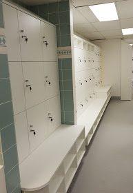 St Vincents storage lockers