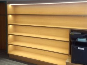 display shelving with integrated LED lights2