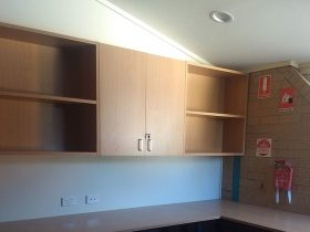 display shelving with integrated LED lights6