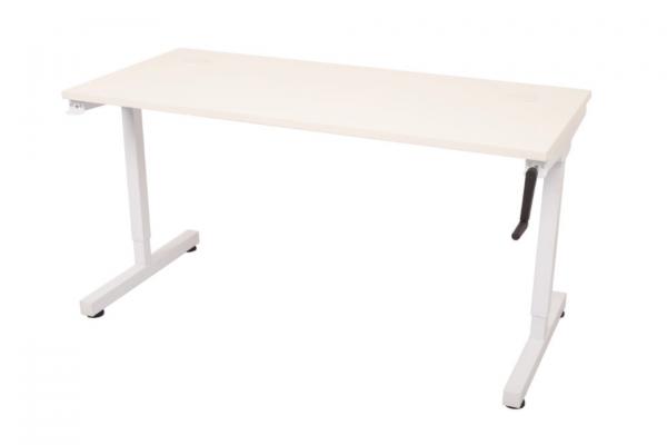 Office Desk -Manual Height Adjustable Table 1