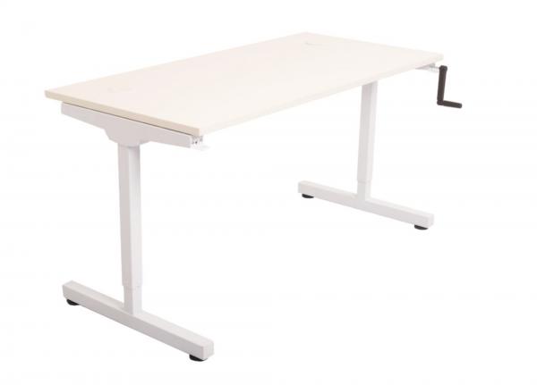 Office Desk -Manual Height Adjustable Table 2