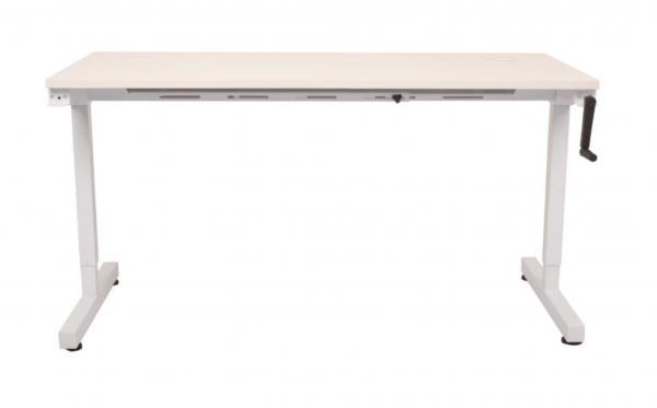 Office Desk -Manual Height Adjustable Table 3