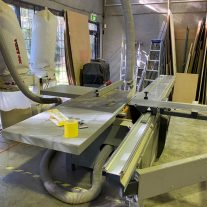custom furniture machinery
